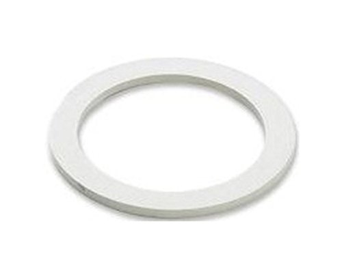 Bialetti - Spare Rubber Seal - Replacement Part Suitable for Mukka Express Cappuccino Maker - 2 Cups