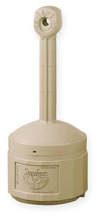 Original Smoker's Cease-Fire® Cigarette Butt Receptacle Color: Adobe Beige (Smokers Butt Can compare prices)