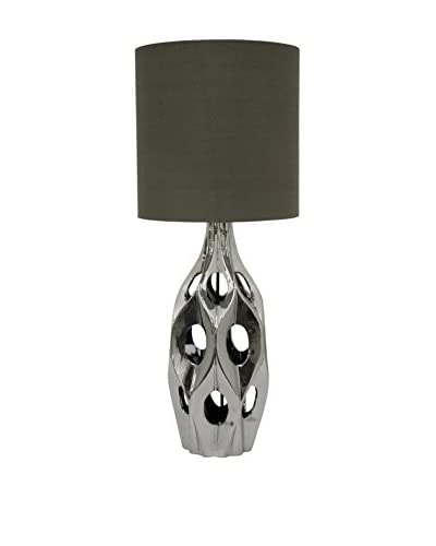 Three Hands Ceramic Table Lamp