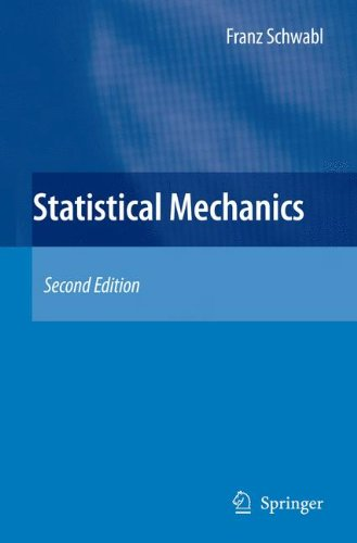 Statistical Mechanics (Advanced Texts In Physics) front-859576