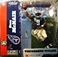 McFarlane's SportsPicks - Steve McNair - Tennessee Titans (Navy Jersey) Collectible Figure