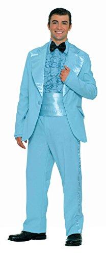 Forum Novelties Men's Fabulous 50's Prom King Costume, Blue, Standard