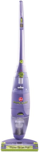 Hoover H2510 Impulse Cordless Electric Power Mop, Lavender Mist with Mystic Lime