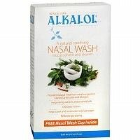 Alkalol Nasal Wash, 16 fl oz Pack of 2