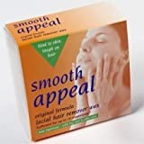 Smooth Appeal Original Facial Hair Remover Wax 40G
