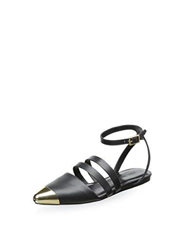 Jenni Kayne Women's Ankle Strap Flat Sandal