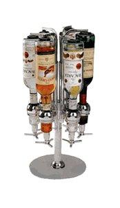 Bar Boy 4 Bottle Alcohol Dispenser