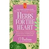 img - for Herbs for the Heart: Herbs to Lower Cholesterol and Blood Pressure, Increase Circulation, Prevent Clotting, and Enhance Heart Heath (Keats Good Herb Guide Series) book / textbook / text book