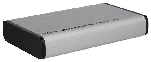 Trekstor DataStation maxi light 1TB externe Festplatte (8,9 cm (3,5 Zoll), 5400 rpm, 15 ms, 32MB Cache, USB 2.0) silber