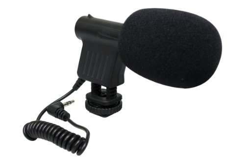 Opteka Vm-8 Directional Mini-Shotgun Microphone For Dslr Cameras And Camcorders
