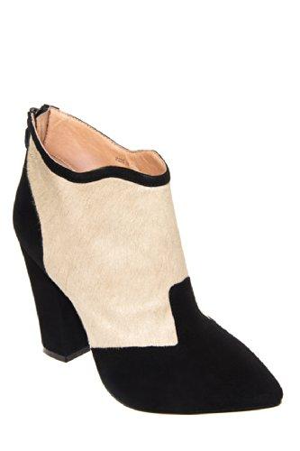 Lola Cruz 257t39bk High Heel Bootie