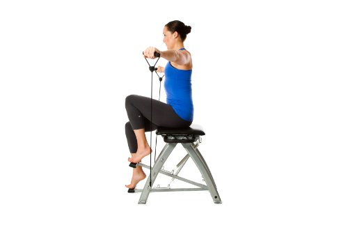 Bruciare Pilates Chair By Bruciare At The Pilates And Yoga Fitness