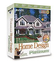 Punch home and landscape design professional version 2 old version dealtrend - Punch professional home design platinum version ...