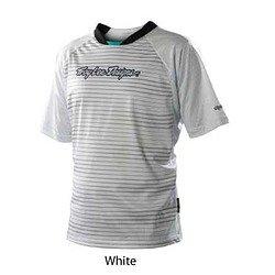 Troy Lee Designs Skyline Jersey - Men's White, S - Men's