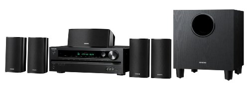 Onkyo HT-S3500 5.1-Channel Home Theater Speaker/Receiver Package