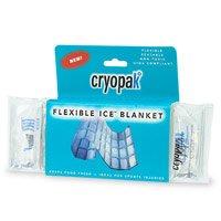 Cryopak Flexible Ice Blanket 16.5 x 11.66-Inch (6 Pack)