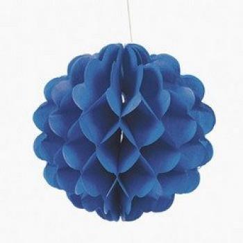 """Tissue Balls - Blue 8"""" (1 Dozen) - BULK"""