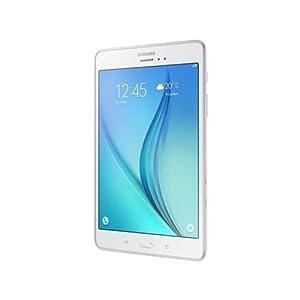 Samsung Galaxy Tab A SM-T355YZWA Tablet 8 inch (20.32 cm) 16 GB, White