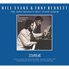 Tony Bennett & Bill Evans Album
