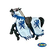 Papo - Dragon Horse Blue