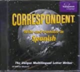Product B000ARUVN4 - Product title Correspondent Write and Translate in Spanish (PC)