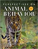 Perspectives on Animal Behavior 3th (third) edition Text Only