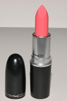 MAC Flamingo Lustre Lipstick Lippenstift Orange thumbnail