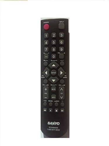 Brand New Original Sanyo Remote Control Rc200Ns00 For Dp32D53 Dp50E44M Dp24E14M Dp32D53 Dp39D14M Fvd4064 Dp40D64 Dp32D53M Tv