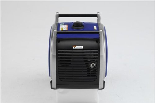 Yamaha EF2400iSHC Portable Generator Side View