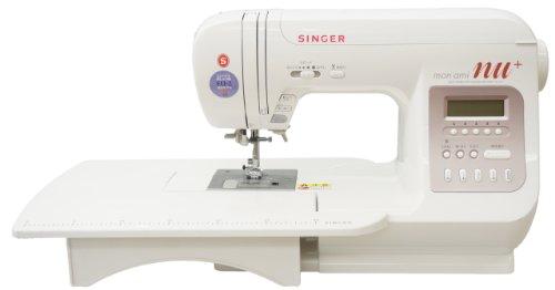 【最新モデル】シンガーコンピュータミシンモナミ「ヌウプラス」SC215(SC200の新型特別仕様)