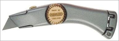 Stanley 10-122 Heavy Duty Retractable Knife With Holster