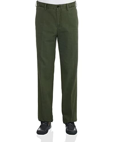 GALVANNI Pantalón Adamo Verde Bosque