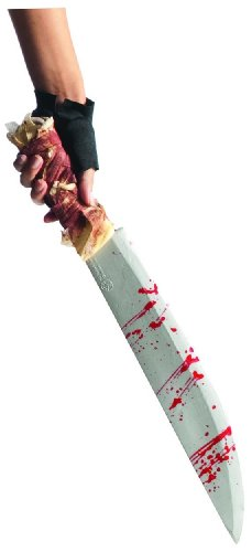 Zombie Knife Costume Accessory Weapon - 1