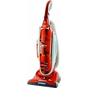 Eureka Comfort Clean Upright Vacuum, Bagless, 4235AZ