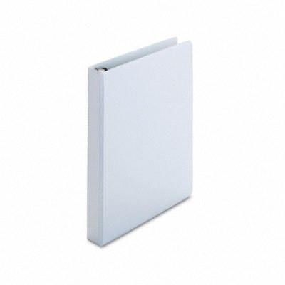 Economy d-ring vinyl view binder, 1 capacity, white - Buy Economy d-ring vinyl view binder, 1 capacity, white - Purchase Economy d-ring vinyl view binder, 1 capacity, white (Universal, Office Products, Categories, Office & School Supplies, Binders & Binding Systems, Binders, Presentation Books)