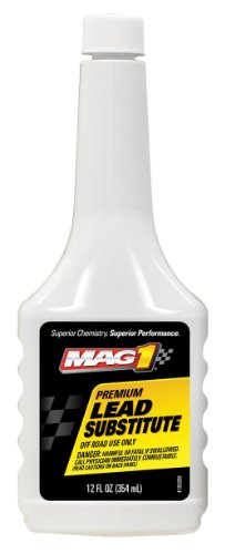 Mag 1 162 Premium Lead Substitute - 12 oz., (Pack of 12) (Lead Additive For Gas compare prices)