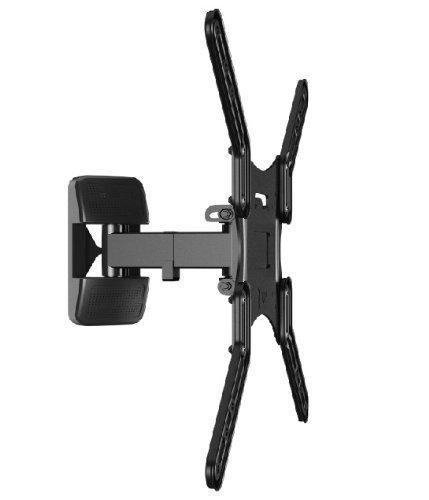 "P200,Ultra Slim Tv Wall Mount For 32-47"" Lcd Led 3D Plasma Tvs,New Slim Line Design - With Cantilever Arm Tilt & Swivel,Super Strong Max. 27. 3Kg(Destructive Test 81.9 Kg) Weight Capacity"