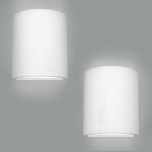 pair-of-modern-curved-ceramic-up-down-wall-wash-lamps-in-a-paintable-white-finish