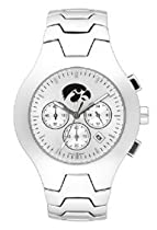Iowa Hawkeyes Hall Of Fame Sterling Silver Watch