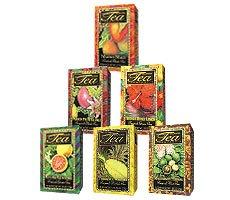Tropical Tea Assortment Sampler Box