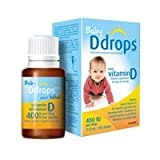 Baby Ddrops 400 IU 90 drops