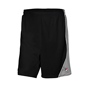 Fila Mens Basketball Comfort Sport Polyester Shorts by Fila