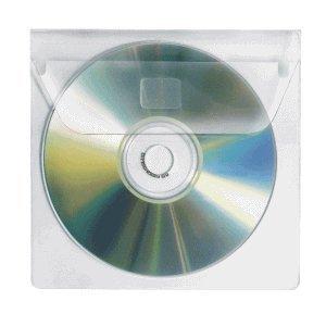 100 x veloflex cd h llen transparent mit lasche elektronik. Black Bedroom Furniture Sets. Home Design Ideas