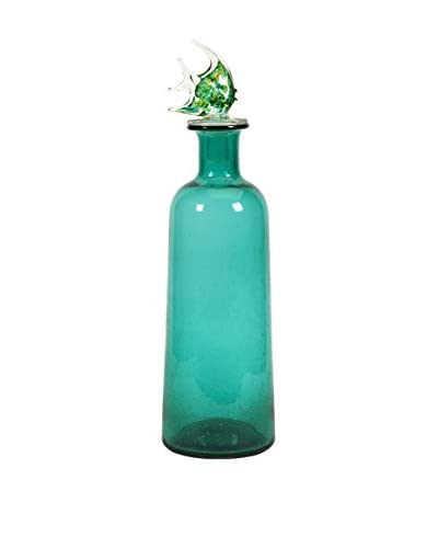 Artemis Large Glass Bottle with Stopper
