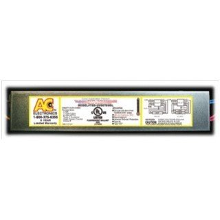ACE TSS-UV55PBXM CFL PL55W or F54T5 Ballast - Bot Mount