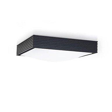 enjuagar-negro-montar-luces-llevadas-16w-sencillo-y-moderno-con-luz-blanca