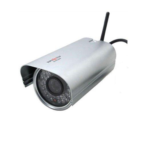 Outdoor mega pixel ip camera h.264 mjpeg cmos 12mm lens HD 720p 2-audio ir cut Free DDNS Network Security Surveillance Camera--NCH-532MW