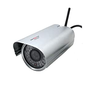 Wansview Mega Pixel waterproof Wireless IP Camera Support 2Audio SD Card Mobile View-NCH-532MW
