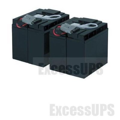APC SMART-UPS 2200 3000 SUA3000 SUA2200 SU2200NET SU3000NET RBC 11 RBC11 REPLACEMENT UPS BATTERY PACK - NEW!