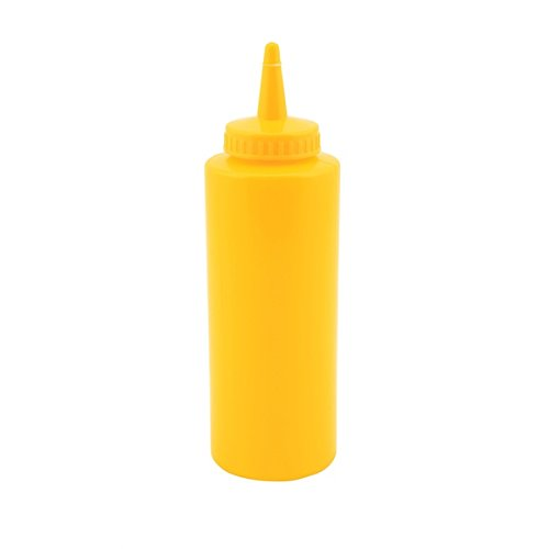 Genware nev-sqb12y Squeeze Bouteille, 12 ml, jaune